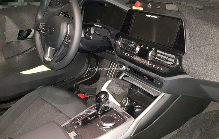 全新宝马3系旅行版 明年3月首发/采用CLAR平台