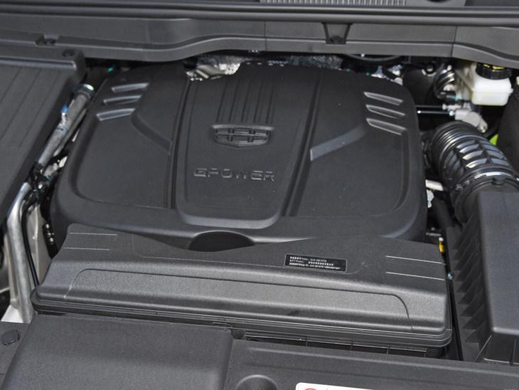 吉利改款博越路试谍照 搭领克同款1.5T引擎/明年年初上市