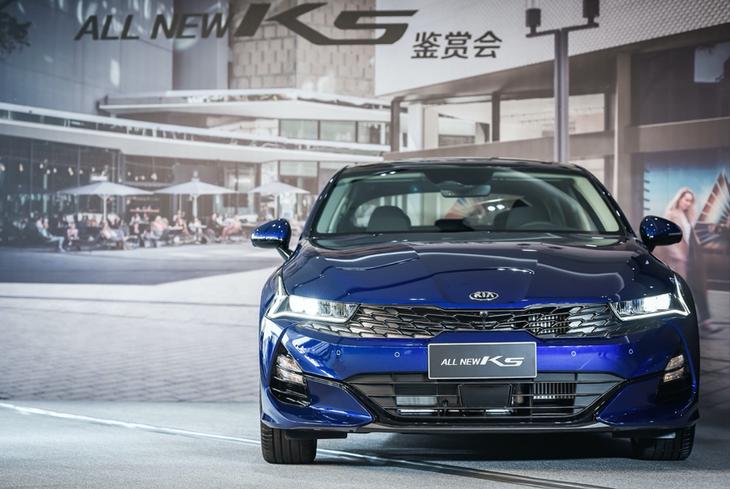 起亚全新K5凯酷将于成都车展亮相提供1.5T/2.0T动力