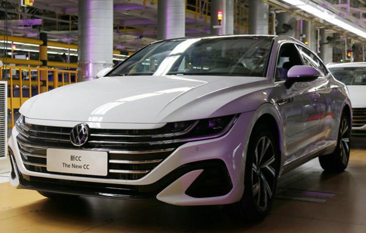新款一汽-大众CC/猎装版将广州车展发布 有望同步公布售价