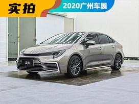 2020广州车展:实拍广汽丰田凌尚