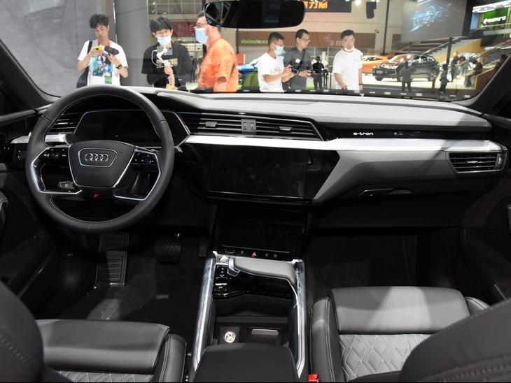 国产e-tron领衔 奥迪两款纯电动SUV将4月11日上市