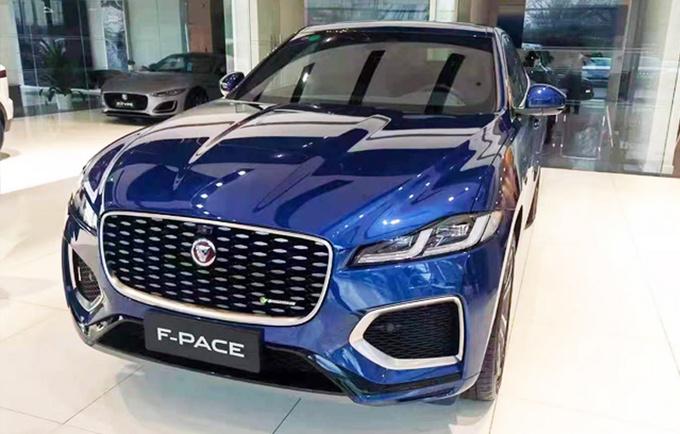 捷豹新款F-PACE实拍图曝光 4月19日上市/三种动力选择