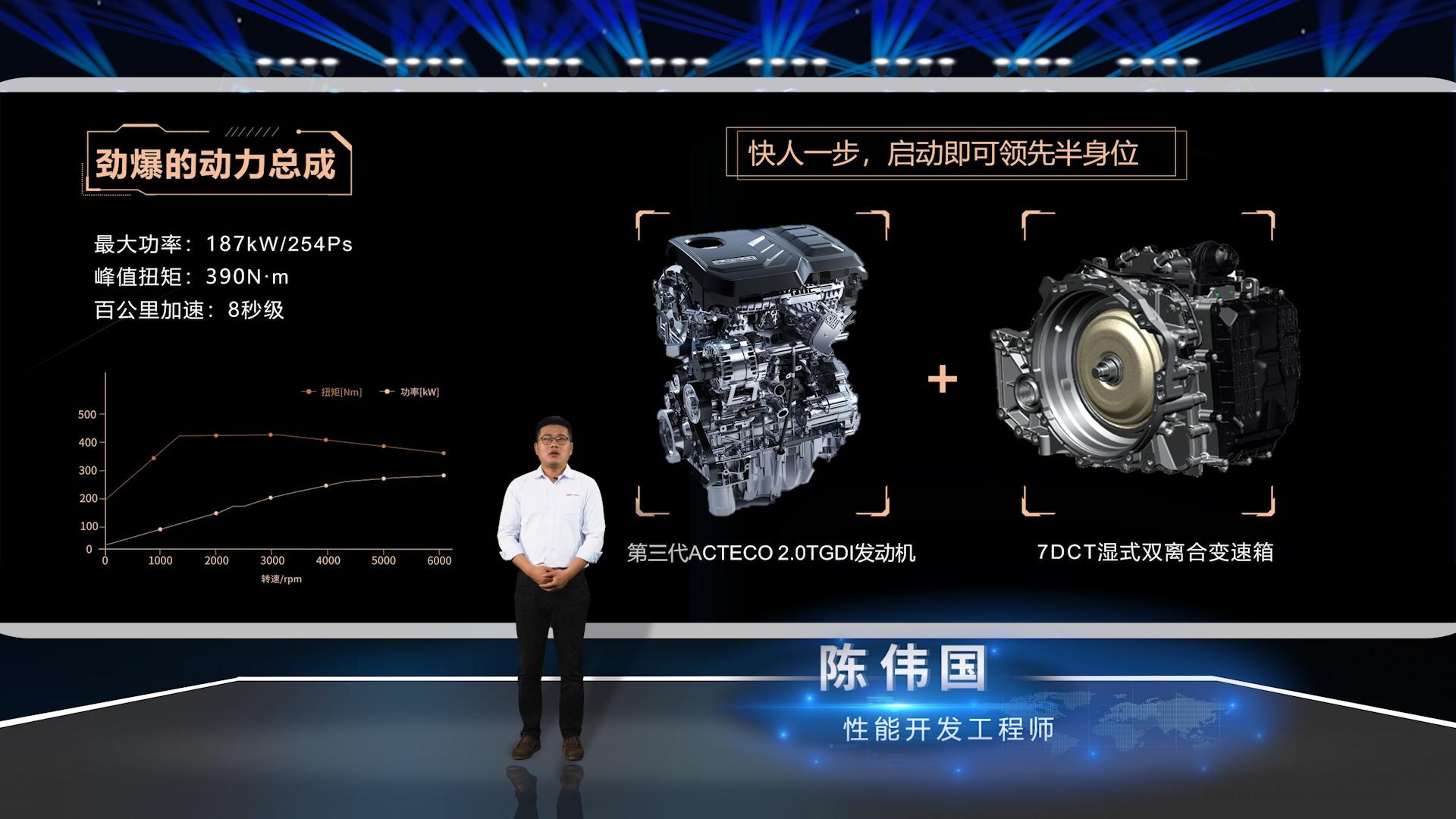 四大核心优势 星途2.0TGDI发动机技术解析