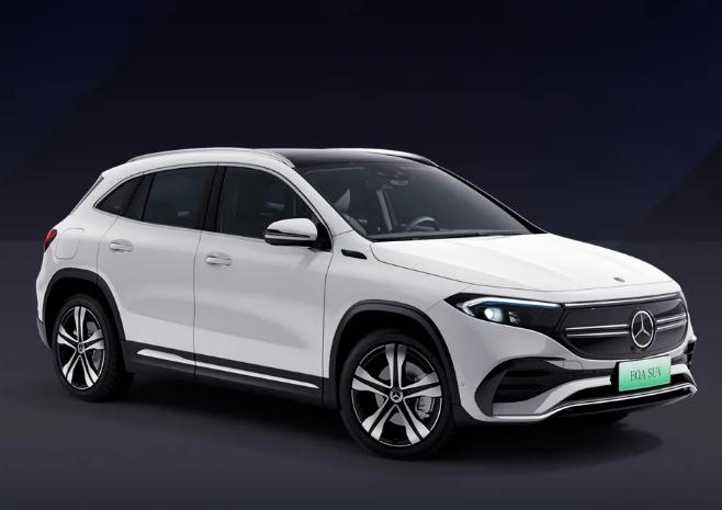 奔驰2021上海车展阵容曝光 EQA/EQB/全新一代C级等9款重磅新车首发