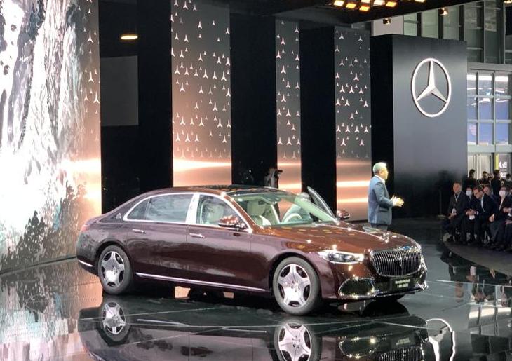 2021上海车展:盘点重磅上市车型 皇冠威尔法/奔驰E 350 e L领衔上市插图7