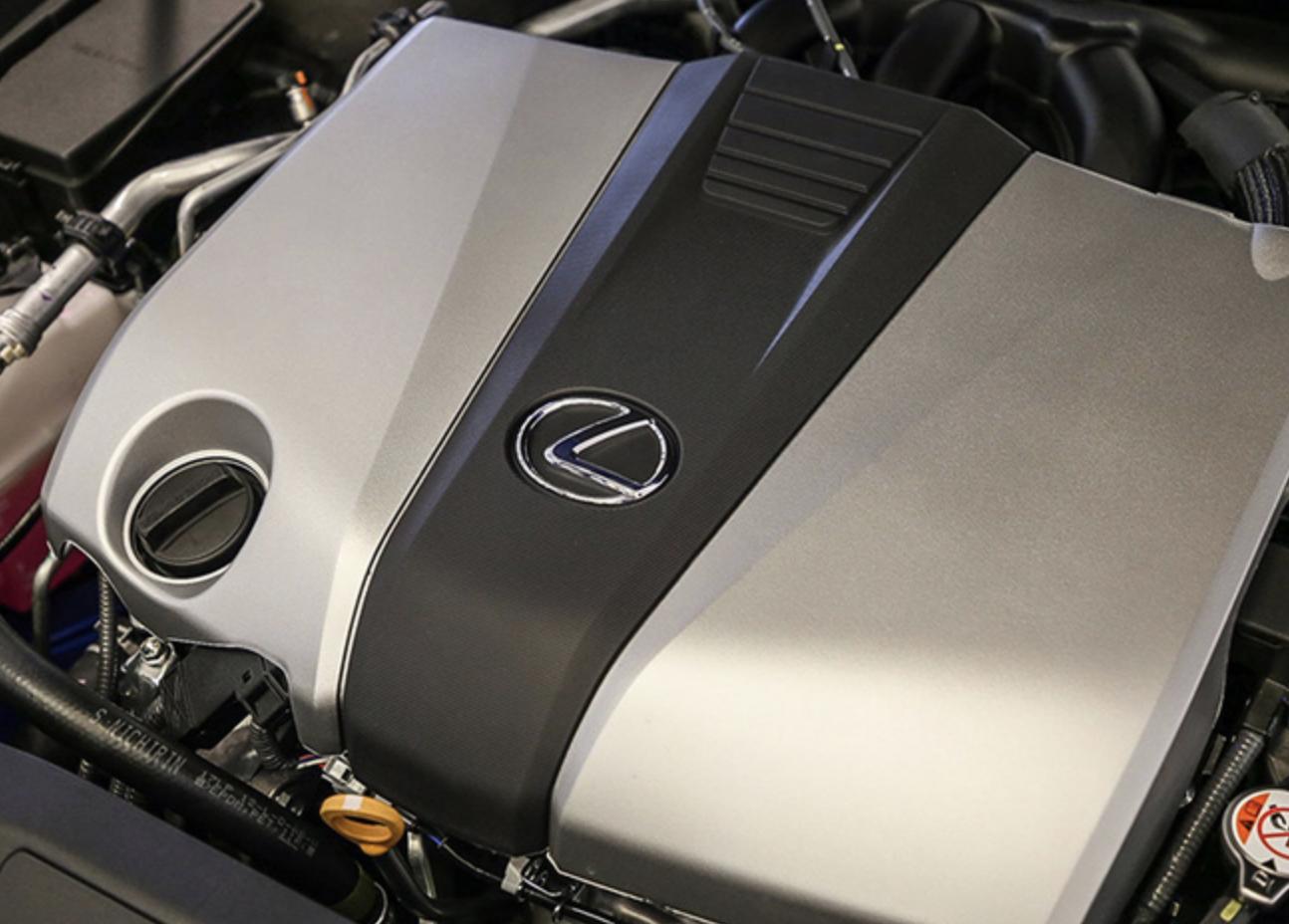 雷克萨斯ES 350实拍图曝光 搭载3.5L V6发动机