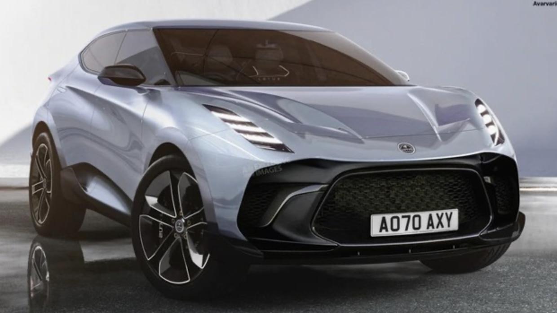 路特斯Lambda SUV最新渲染图曝光 有望明年正式亮相插图