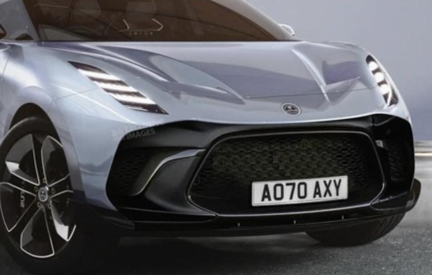 路特斯Lambda SUV最新渲染图曝光 有望明年正式亮相插图1