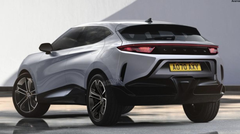 路特斯Lambda SUV最新渲染图曝光 有望明年正式亮相插图2