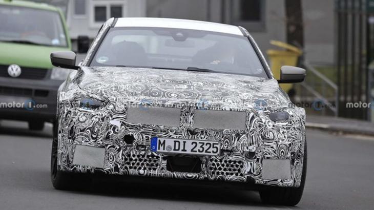 全新宝马M2有望明年12月投产 搭3.0T发动机