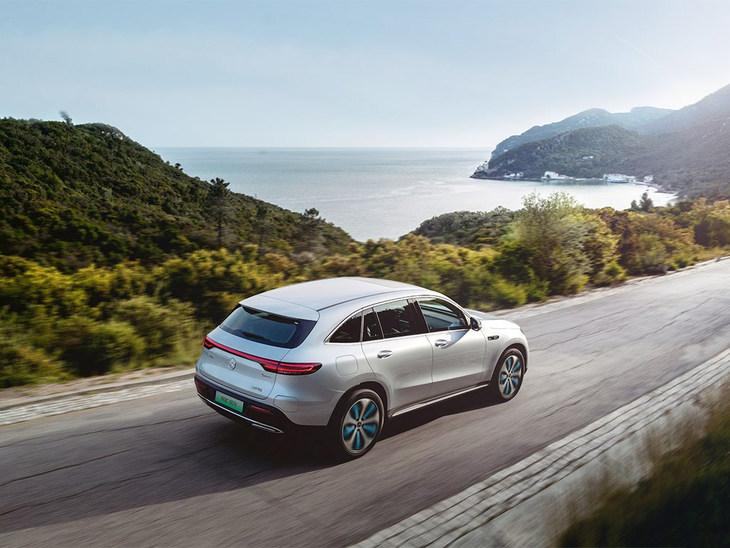 2021款奔驰EQC上市 2款车型/售价49.98-57.98万元