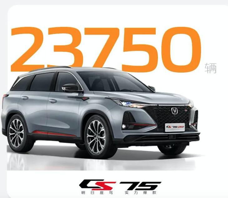 长安汽车4月销量公布 月销突破20万辆 同比增长26.78%插图3