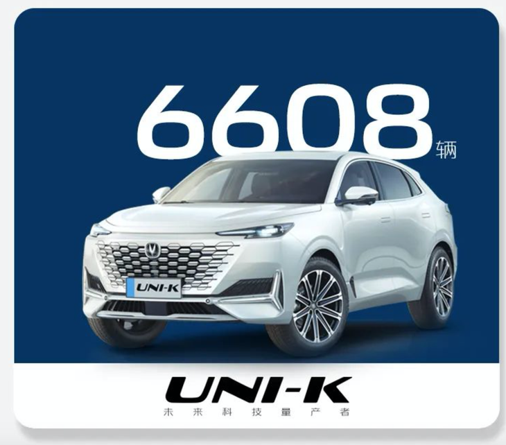 长安汽车4月销量公布 月销突破20万辆 同比增长26.78%插图6