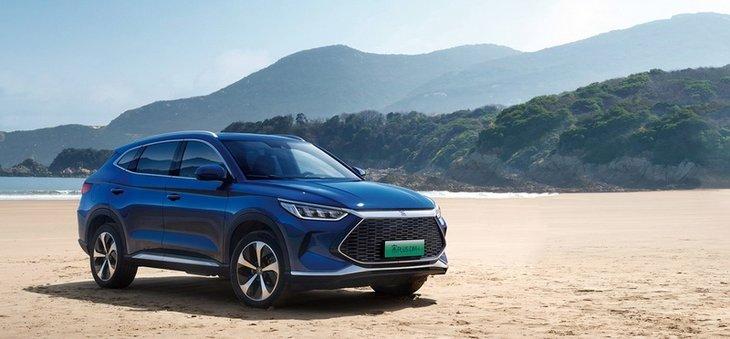 比亚迪汽车5月份销量公布 增幅达到45.3% 再创新高