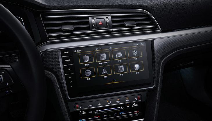 新款大众凌渡1.4T舒适型上市 配置升级 加量不加价