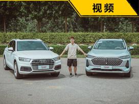 中國豪華中型SUV水平如何? 我們用奧迪Q5L來驗證一下