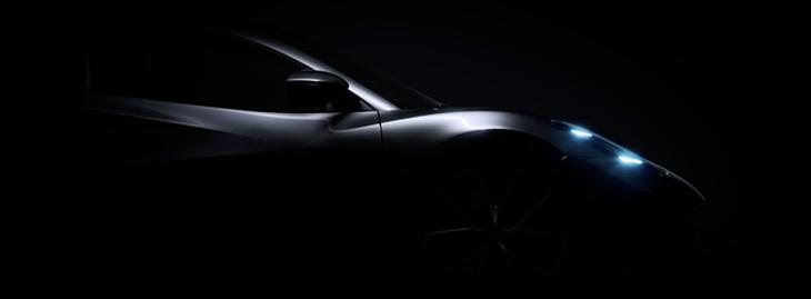 路特斯Emira预告图发布 新车将于7月9日线上发布