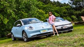 小姐姐的第一輛車到底怎么選?是歐拉好貓還是高爾夫