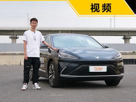 极狐品牌第二款量产车有什么惊喜?赛道试驾极狐阿尔法S
