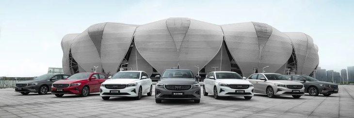 吉利汽车7月销量99,275辆 1-7月销量同比增长15%