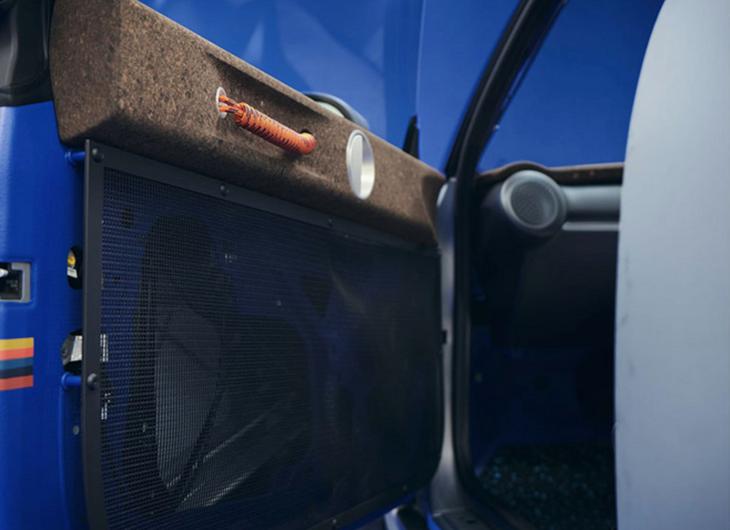 全球一台/裸露框架,MINI发布与时装设计师合作款车型插图5