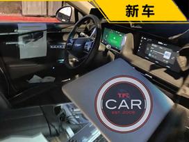 捷尼赛思全新G90内饰谍照曝光 有望提供V8发动机